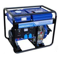 موتور برق آگرو مدل AD6500CLE