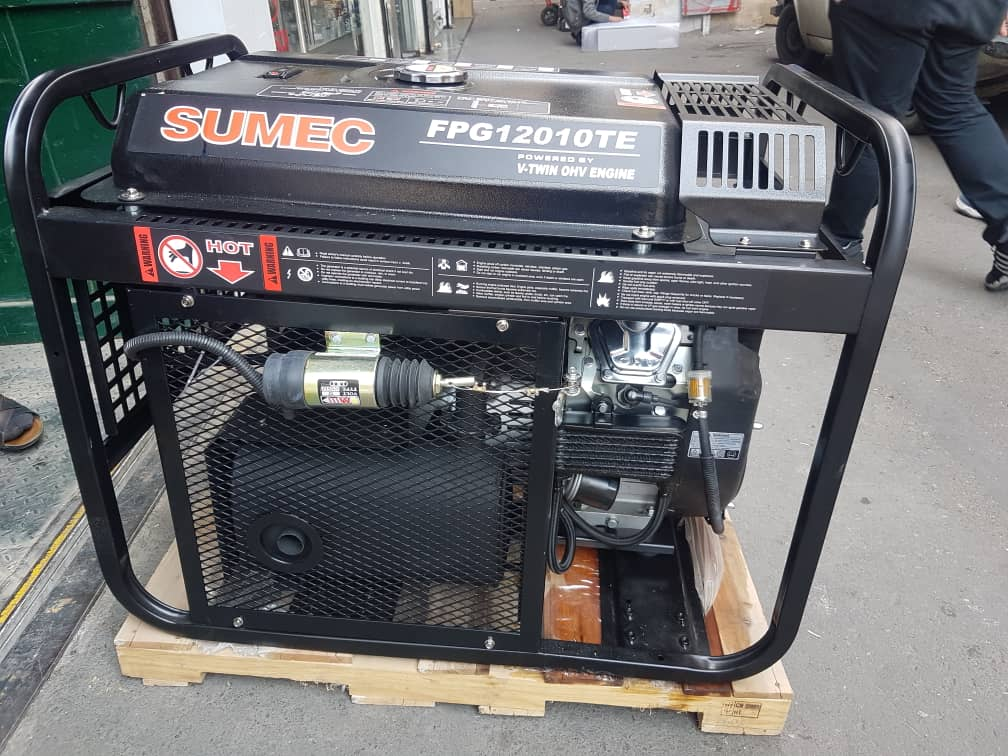 موتور برق سومک بنزینی