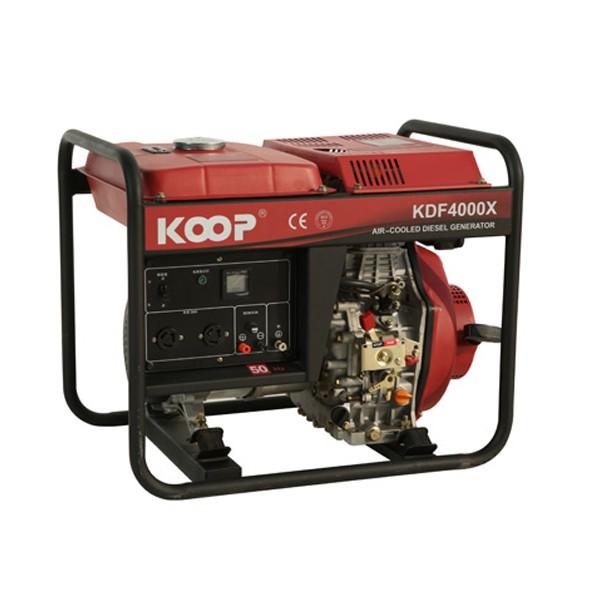 موتوربرق کوپ مدل KDF-4000XE