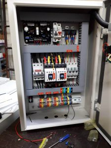 تابلو اتوماتیک ATS |  طراحی و ساخت انواع تابلو برق صنعتی