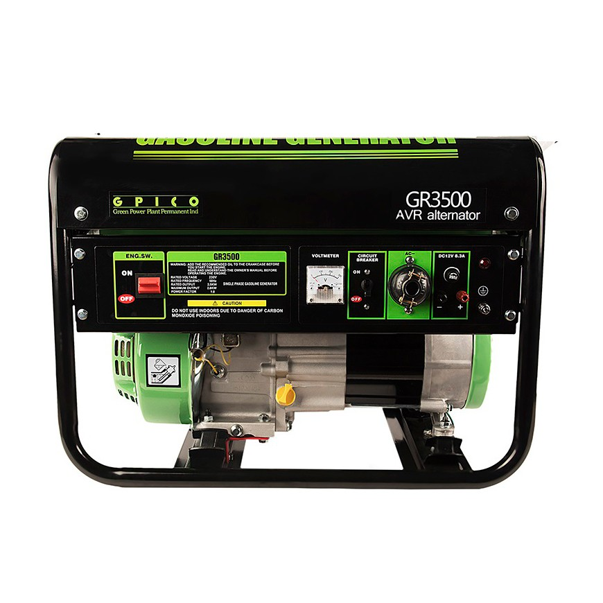 موتور برق گرین پاور مدل GR3500
