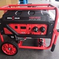 موتور برق بنزینی هوادسان مدل HGE3500E
