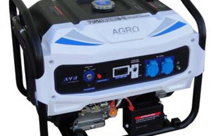 موتور برق آگرو 3800 مدل AG9000E-B