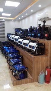 موتور برق های آگرو