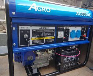 موتور برق 6 کیلو وات آگرو | بنزینی | فروشگاه موتور برق