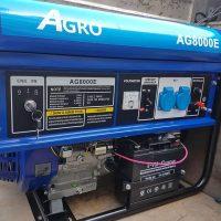 موتور برق آگرو مدل ag8000b