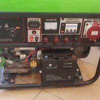 وتور برق گازی 10 کاوا گرین پاور