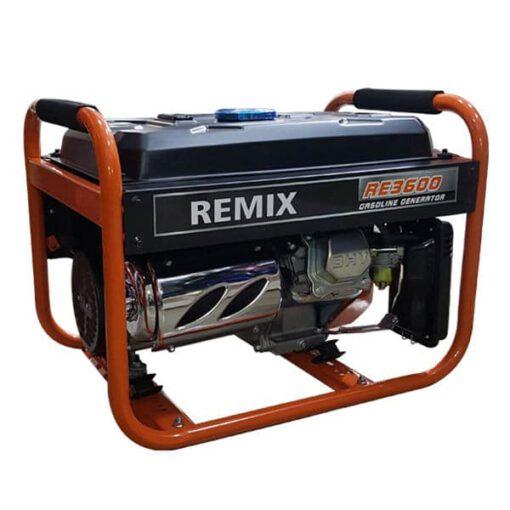 موتور برق رمیکس REMIX مدل RE3600  بنزینی