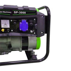موتور برق سان پاور sp3000