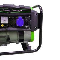موتور برق سان پاور مدل SP3000 | یک کیلووات بنزینی