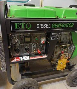 موتور برق دیزلی ای تی کیو