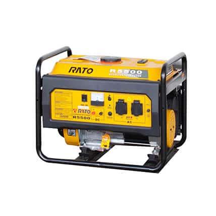 موتور برق راتور 5500 بنزینی | 3 کیلووات | RATO R5500