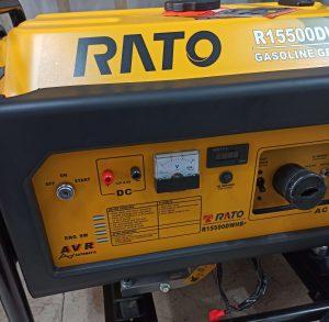 موتور برق راتو 15500 | 8.5 کیلووات | بنزینی | +RATO R15500DWHB