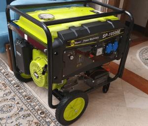 sun power generator 105000