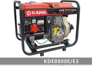 موتور برق گازويلی کاما ۸۸۰۰
