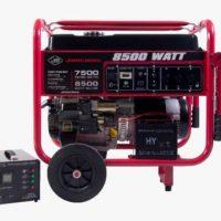 موتور برق جیانگ دانگ jd8500ATS اتوماتیک تک فاز 8.5 کیلووات بنزینی