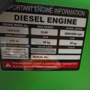 موتور پمپ ۴ اینچ