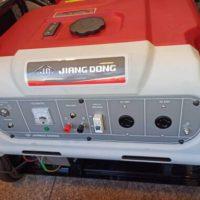 موتور برق جیانگ دانگ jd10000 | بنزینی 7.5 کیلووات با باتری لیتیومی