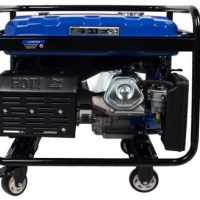 موتور برق 6.5 کیلووات هیوندای مدل HG9650-PG بنزینی