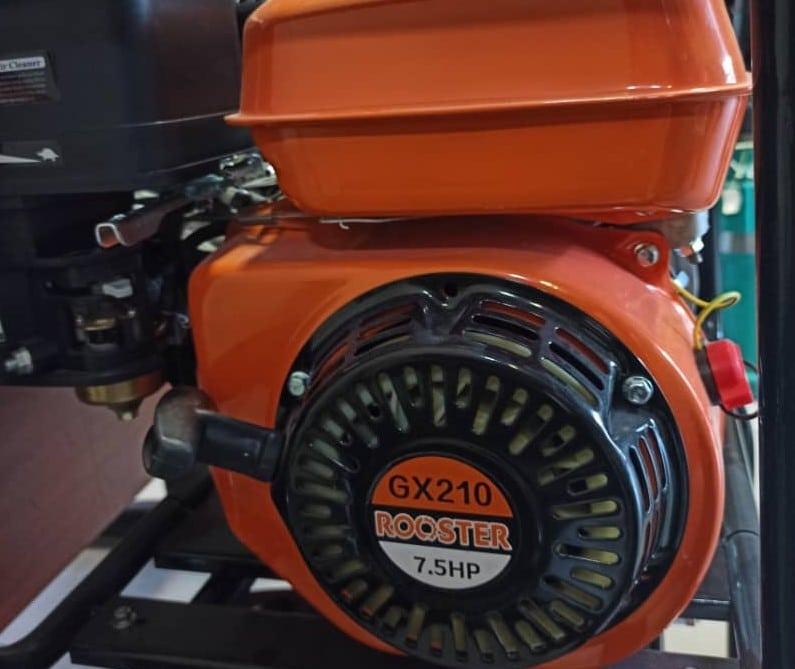 موتور پمپ روستر بنزینی مدل GX210