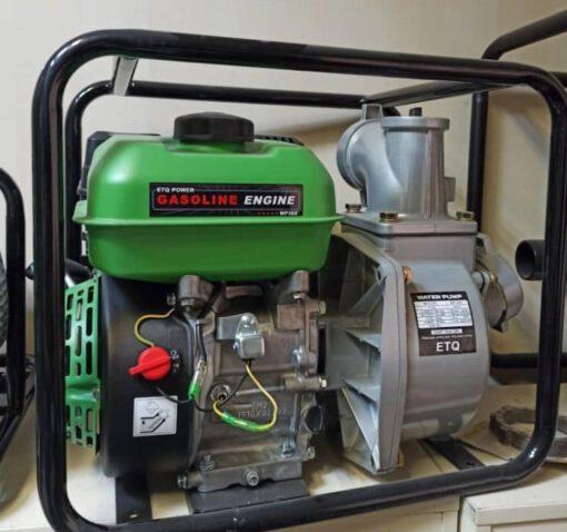 موتور پمپ بنزینی 3 اینچ ای تی کیو ETQ | مدل WP30Xبا درجه کیفیت بسیار بالا