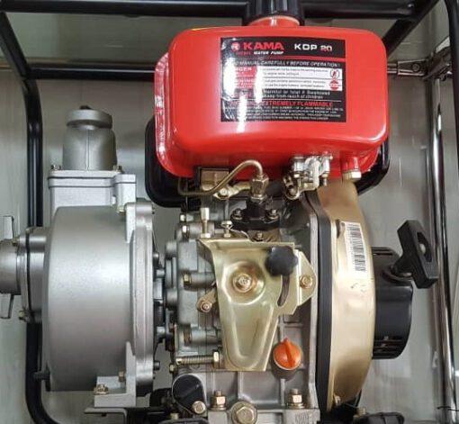موتور پمپ دیزلی کاما 2 اینچ مدل KDP20