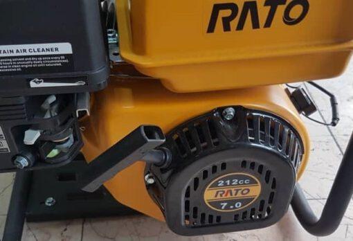 موتور پمپ بنزینی راتو 2 اینچ 2 پروانه مدل RT50YB50
