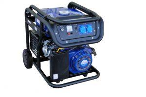 موتور برق بنزینی آگرو 7.5 کیلووات مدل AG9000LT