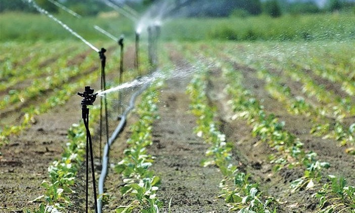 پمپ آبیاری مناسب کشاورزی