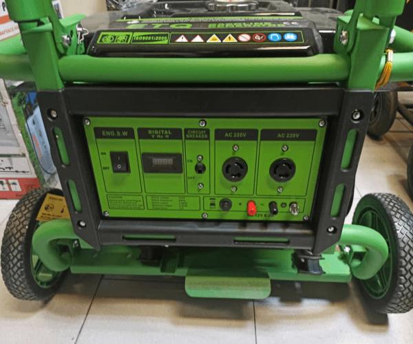 موتور برق ای تی کیو