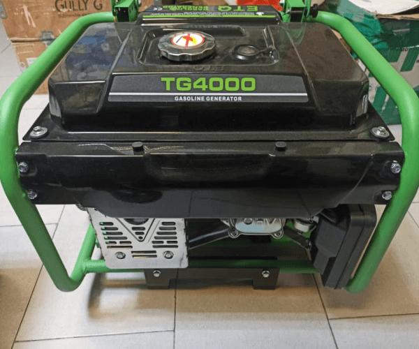 موتور برق 3.2 کیلووات ETQ  بنزینی مدل TG4000 هندلی
