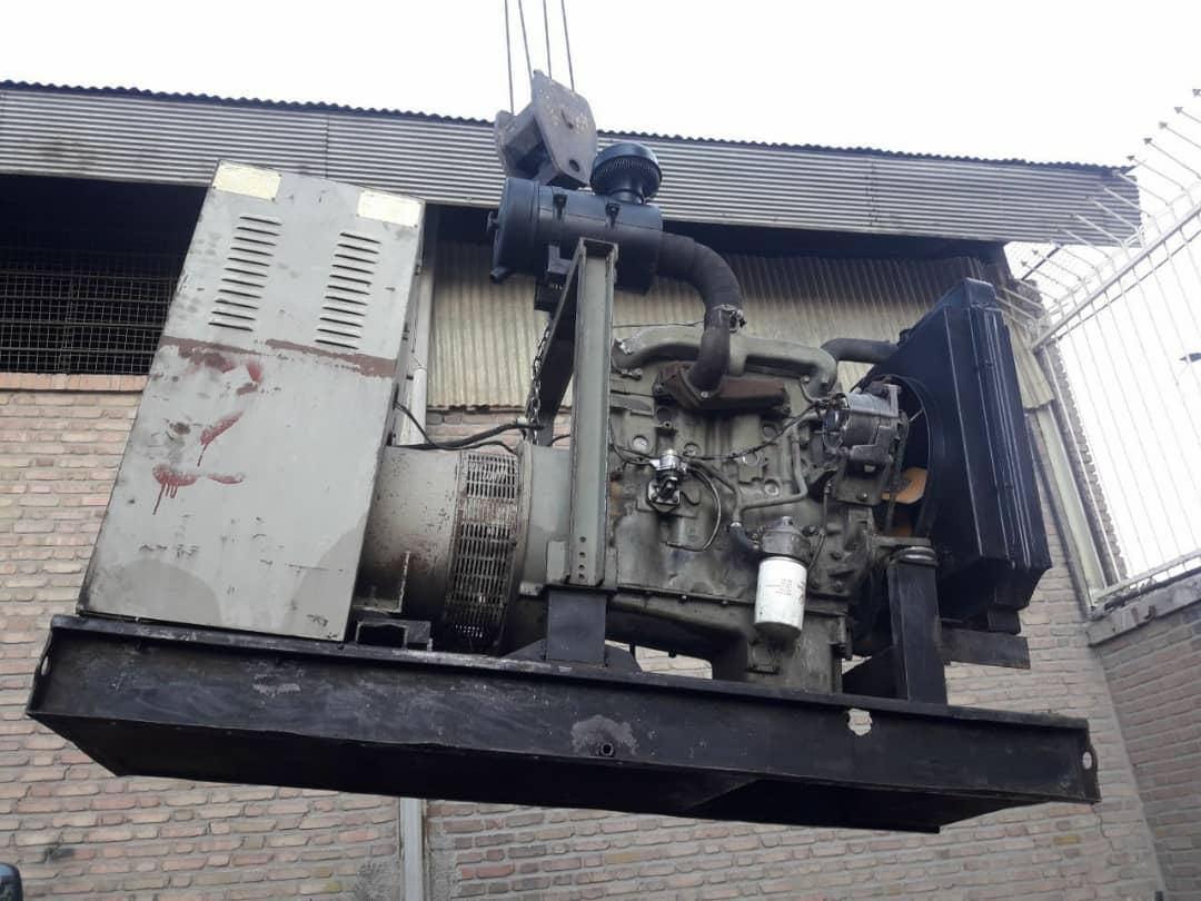 دیزل ژنراتور 40 کاوا | دست دوم | پرکینز