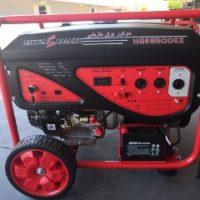 موتور برق اتوماتیک هوادسان | 8 کیلو وات بهمراه فیلم