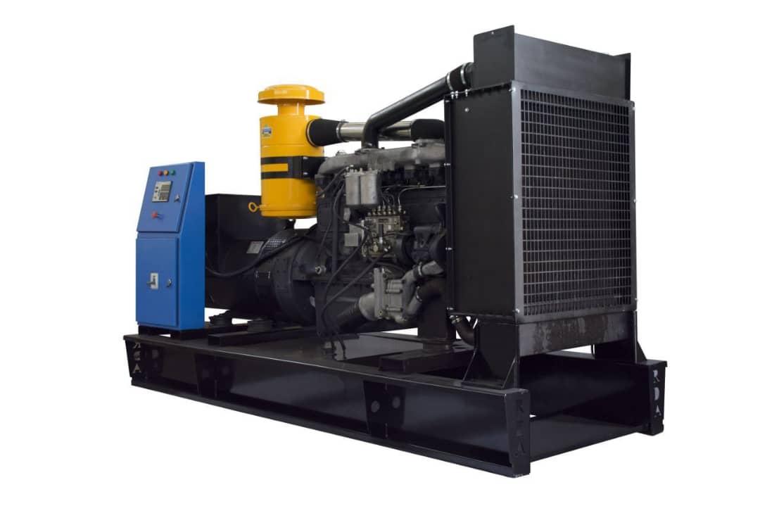 ژنراتور پایه گازسوز موتور سازان 60 کاوا
