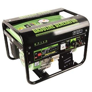 موتور برق بنزینی گرین پاور GR 3500 ES بهمراه استارت الکتریکی