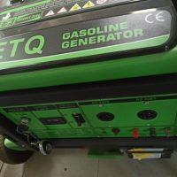 موتور برق ای تی کیو 8 کیلووات بنزینی | مدل 11050 ریموت دار