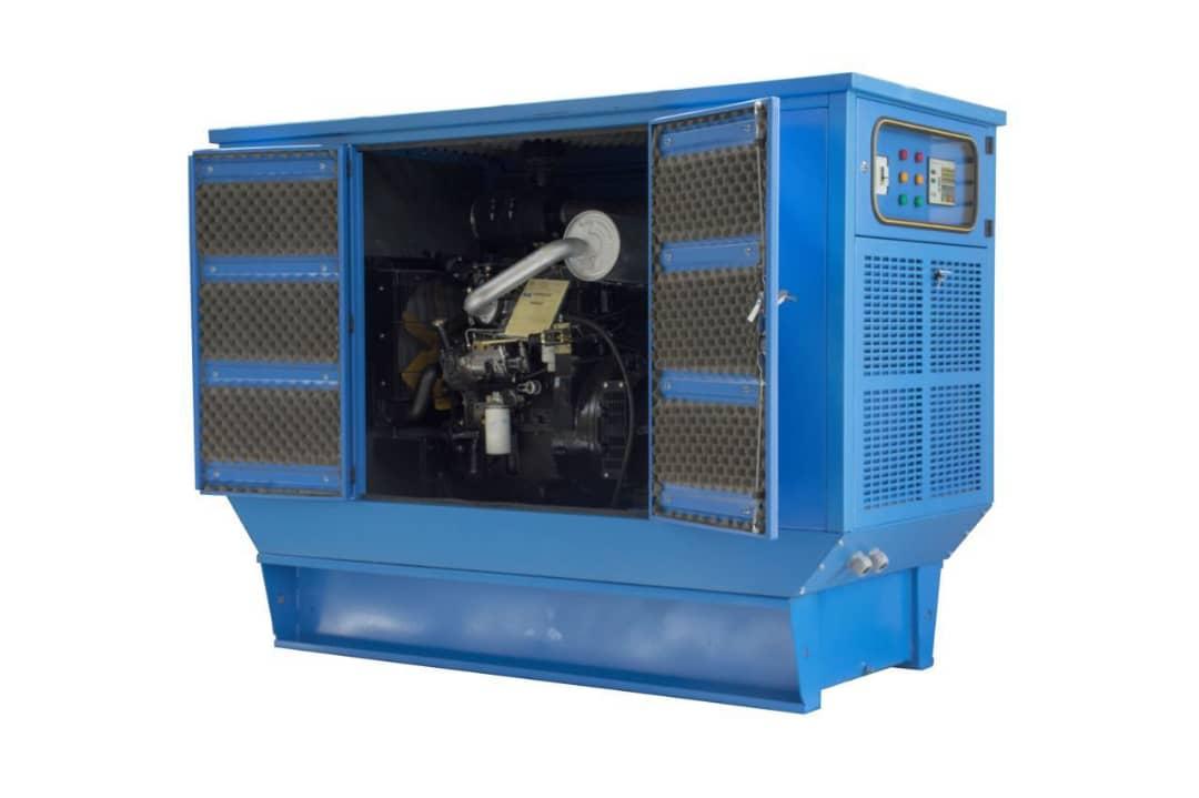 دیزل ژنراتور 50 کاوا | موتور سازان تبریز