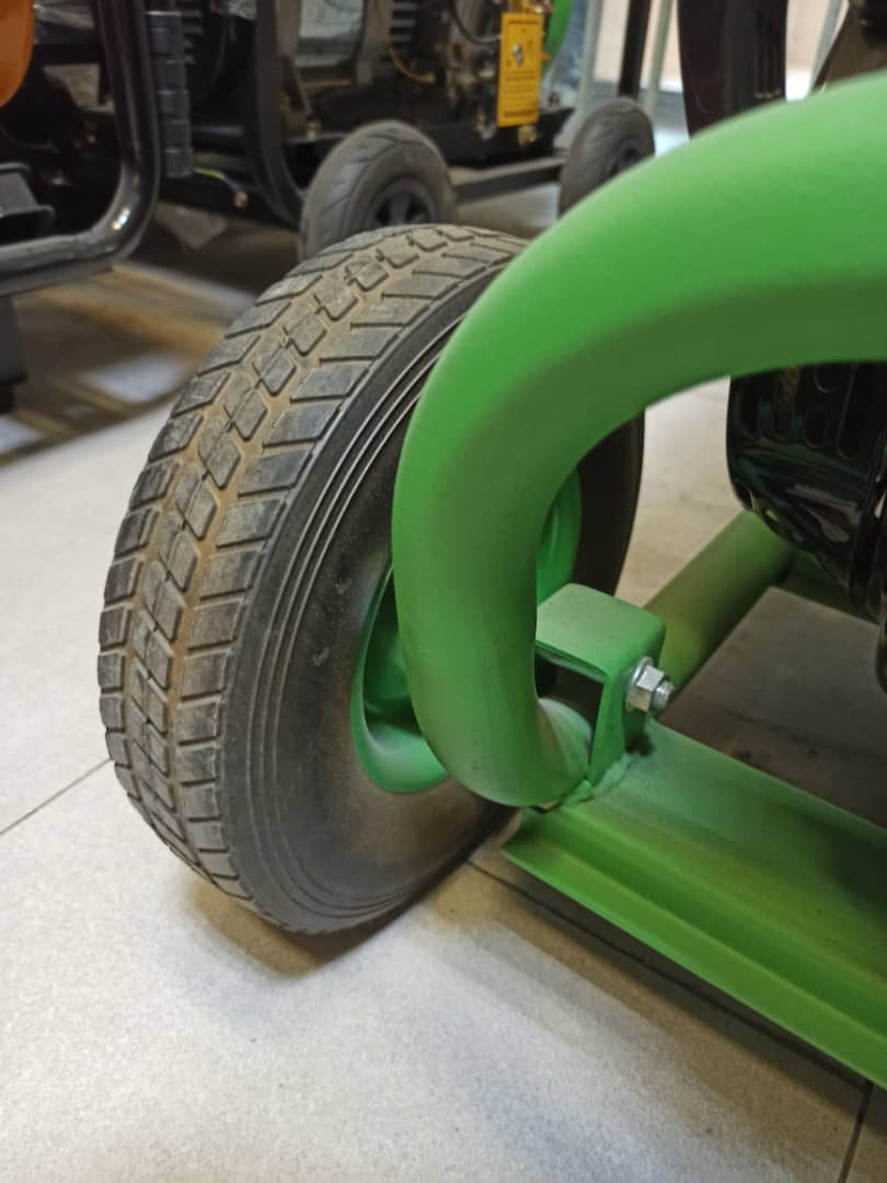 موتور برق ای تی کیو 8 کیلووات بنزینی   مدل 11050 ریموت دار