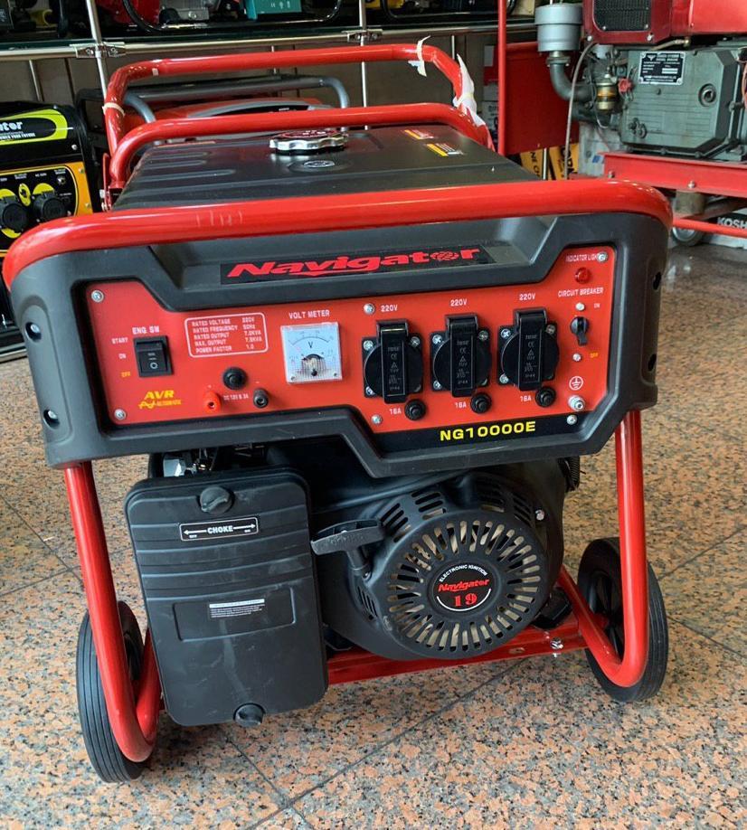 موتور برق 7 کیلووات | نویگیتور | بنزینی