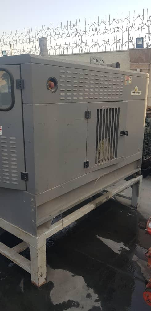 موتور برق جی ام آمریکا | 27 کاوا | ژنراتور گازسوز