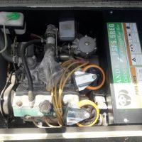 ژنراتور گازسوز سوزوکی | 9 کیلو وات | کوپله چین