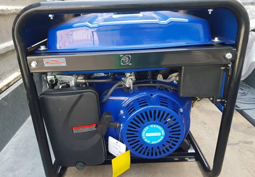 موتور برق گاروئیلی | دیزلی | 6 کیلو وات | آگرو