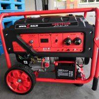 موتور برق بنزینی هوادسان مدل HGE7500E با توان 7 کیلووات