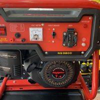موتور برق 6 کیلووات | نویگیتور | استارتی
