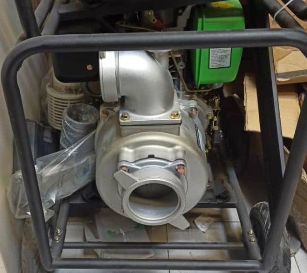 موتور پمپ دیزلی ای تی کیو ETQ مدل DP3CL   3 اینچ
