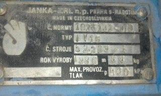 دیزل ژنراتور اشکودا چک 340 کاوا دست دوم