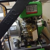 موتور پمپ ای تی کیو ETQ مدل DP2CL دیزلی 2 اینچ