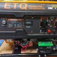 موتور برق ۳.۲ کیلووات ETQ بنزینی مدل MG3900 استارتی