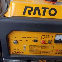 موتور برق راتو 10500| 7.5 کیلووات | بنزینی | RATO R10500DWHB+