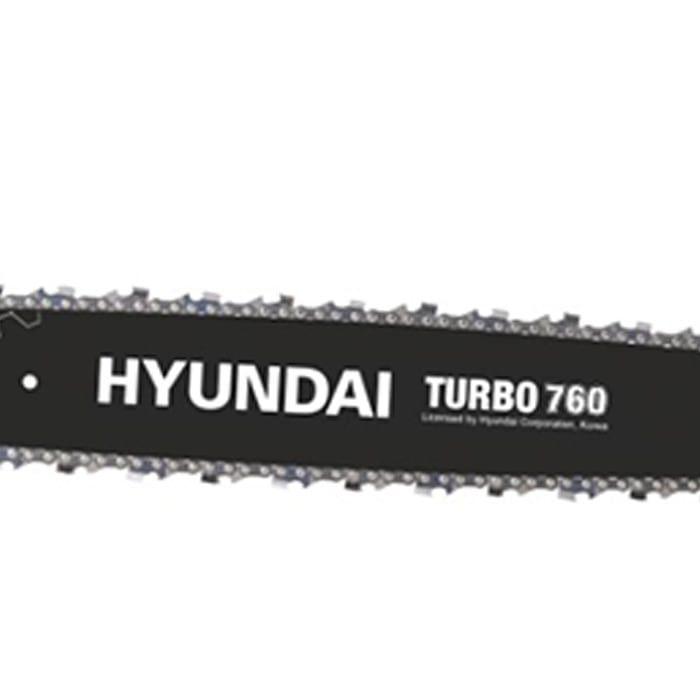 اره زنجیری بنزینی HYUNDAI TURBO-760